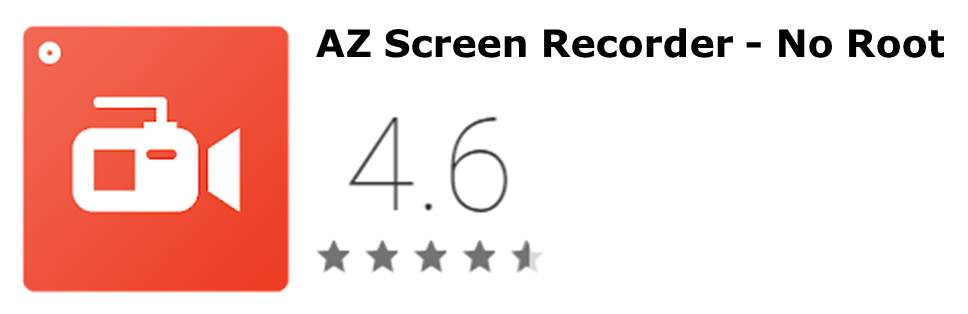 Best Screen Recorder Android Apps AZ Screen Recorder