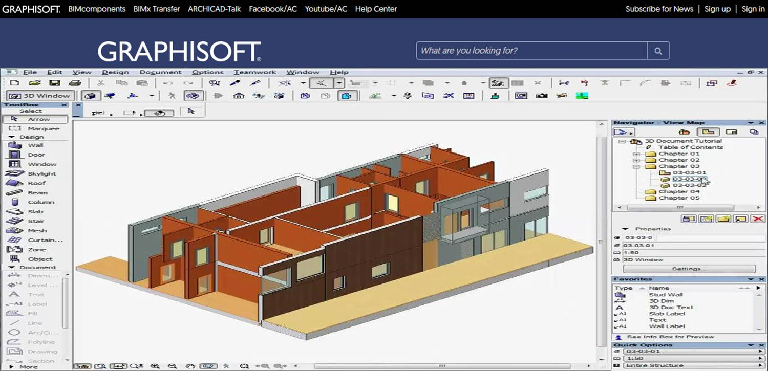 ArchiCAD-software