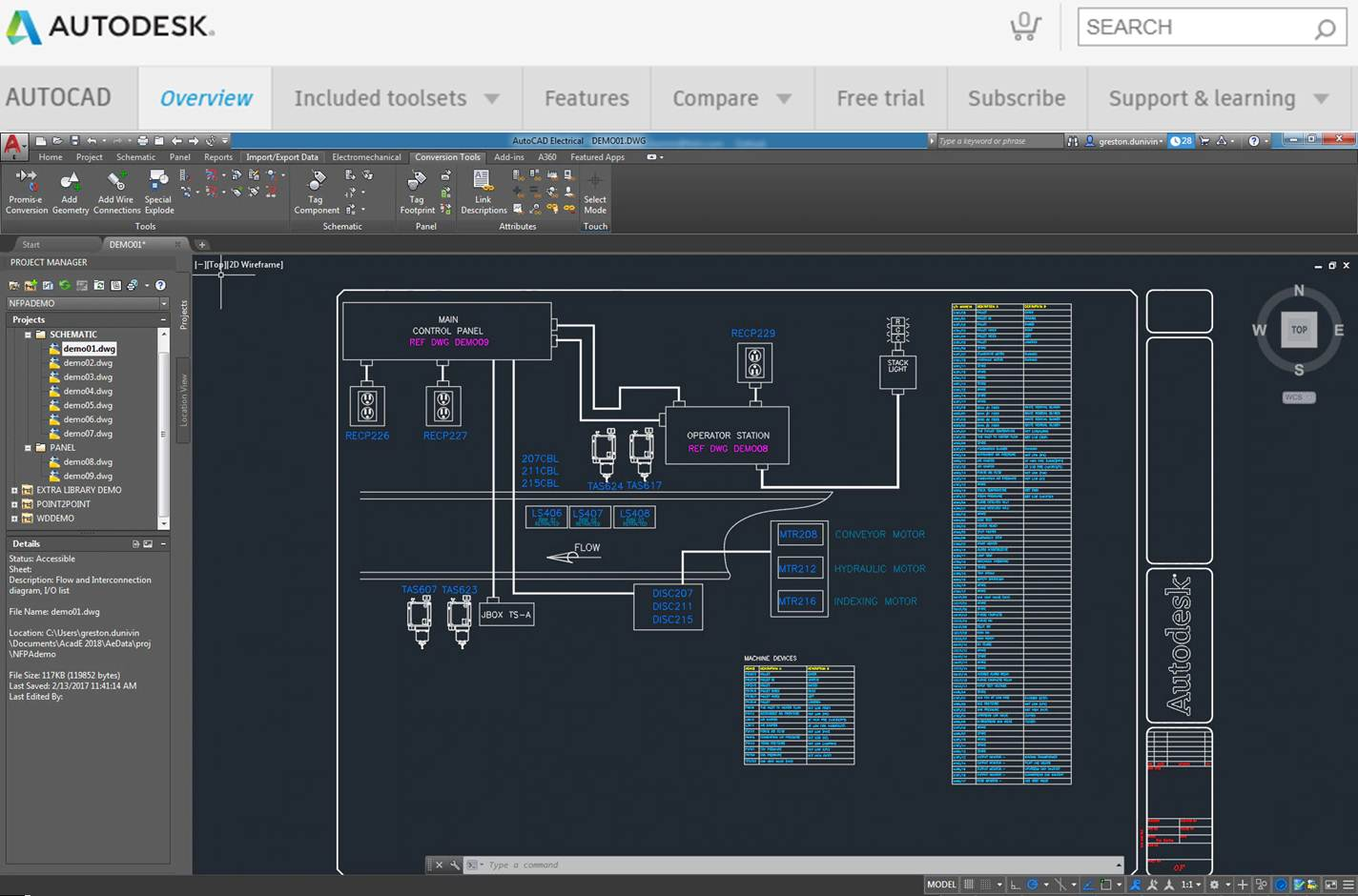 AutoCAD-Software