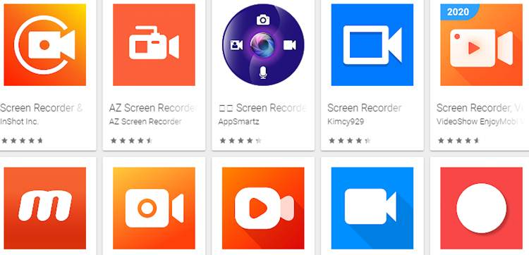 Best Screen Recorder Android Apps