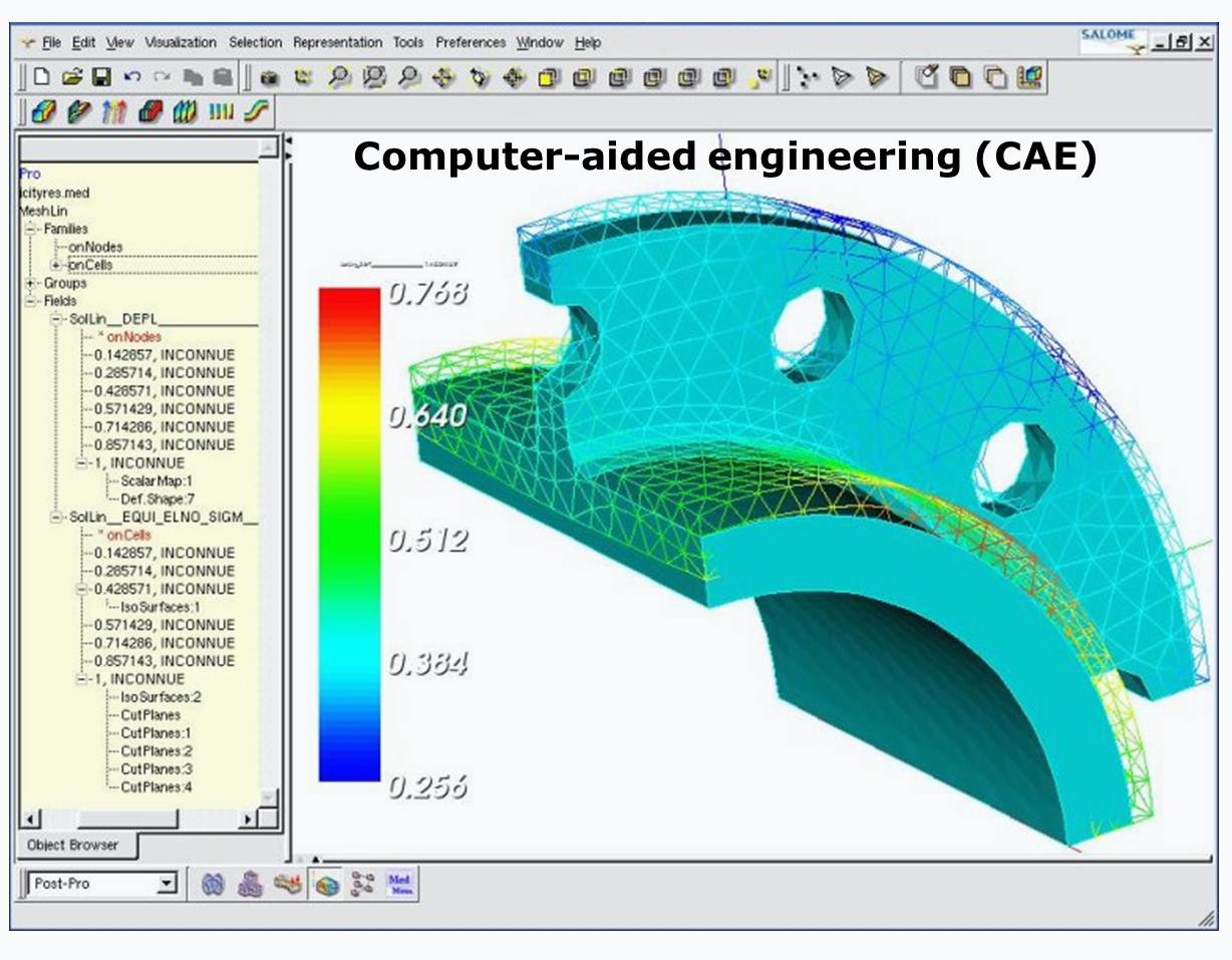 Computer-aided-engineering-CAE-Software