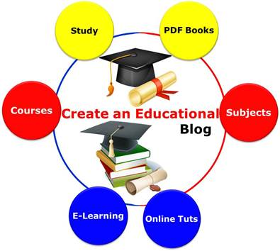Create online Educational Blog