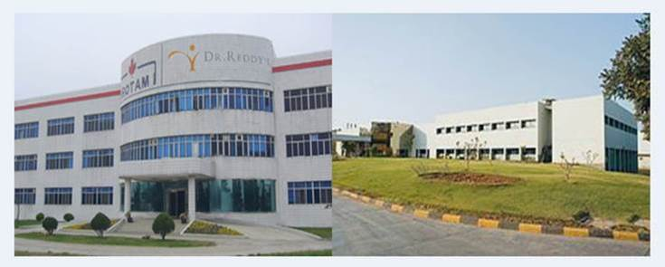 Dr.Reddy's Laboratories pharma company