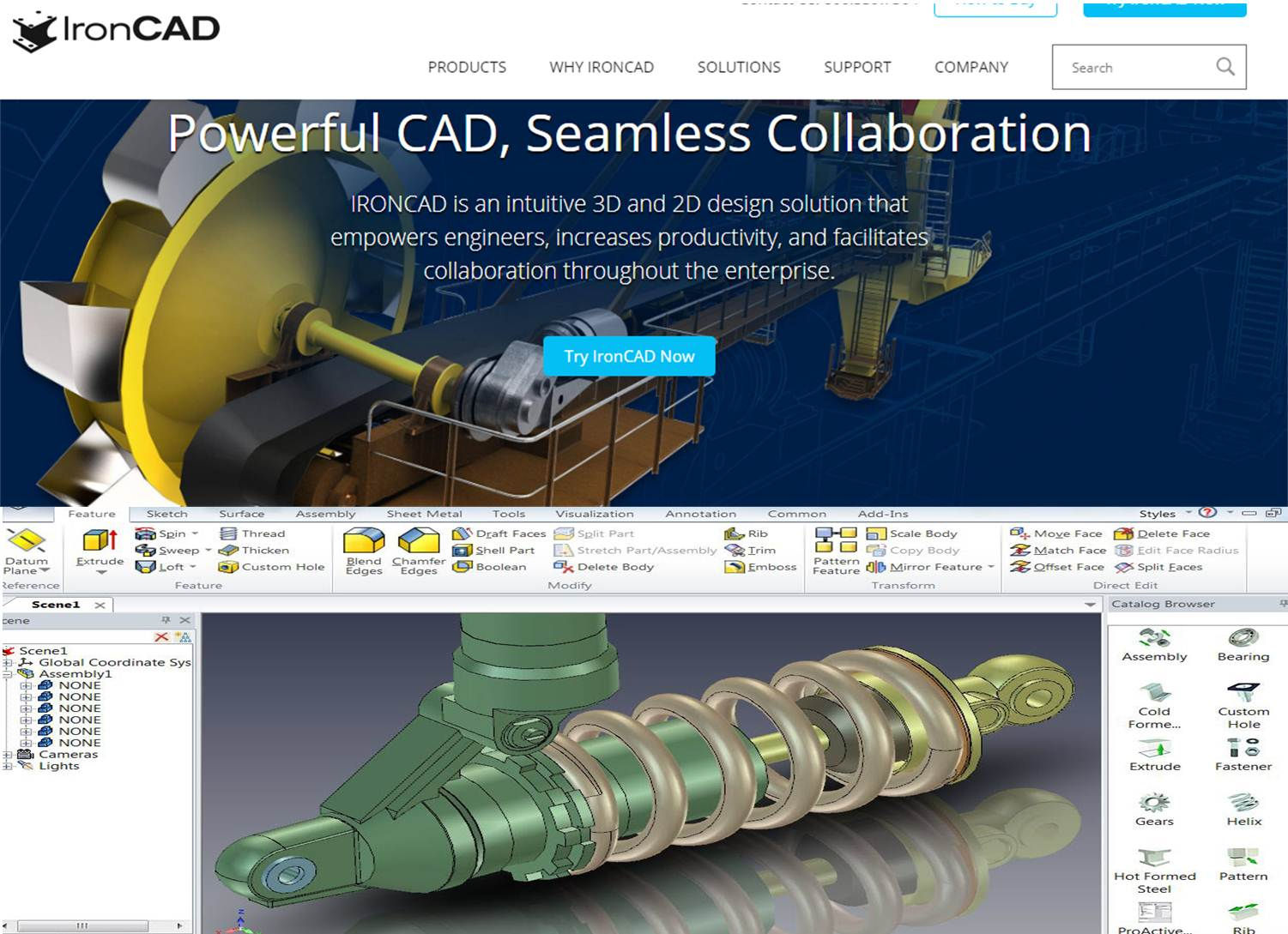 Iron-CAD-Software