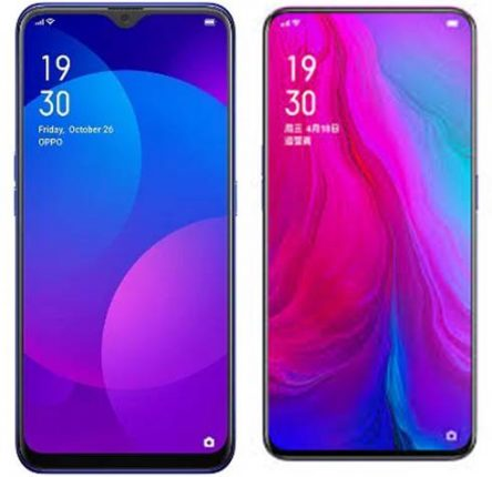 OPPO Mobile Specifications