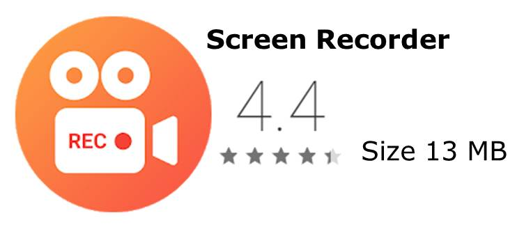 Screen Recorder app
