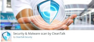 Security Malware scan plugin