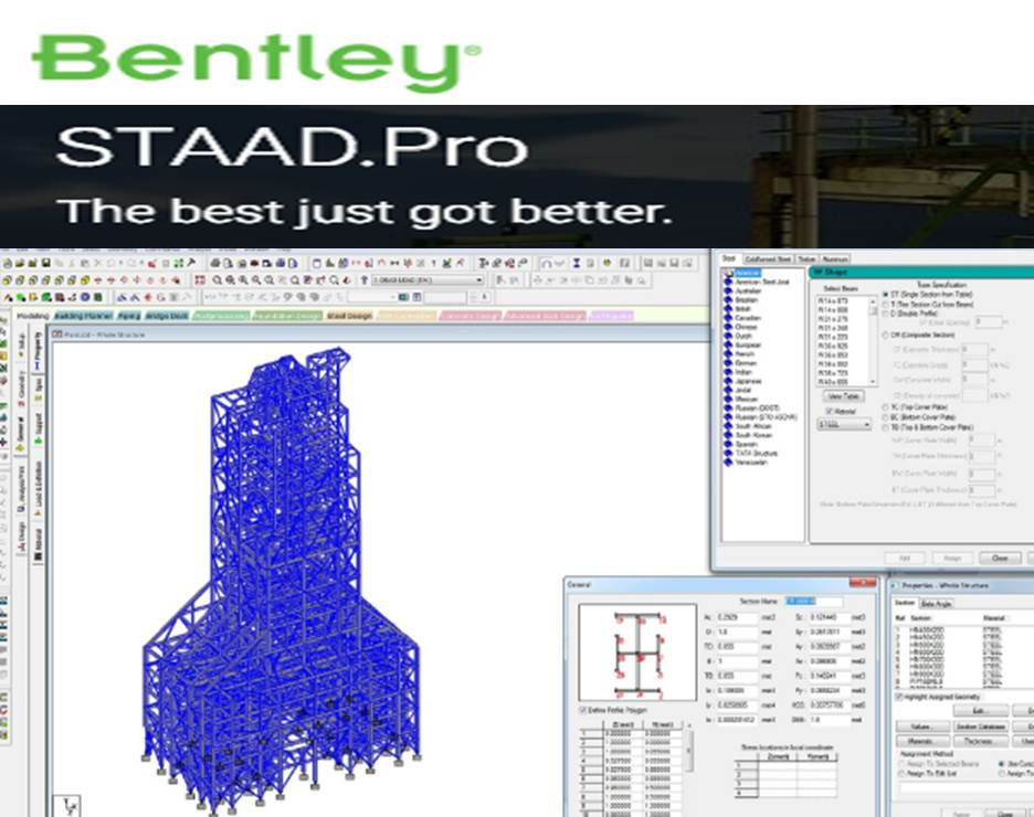 Staad-Pro-software