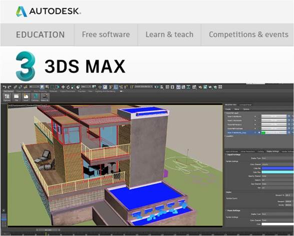 3DS MAX affiliate software