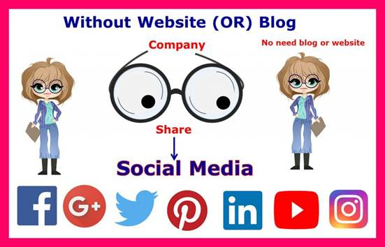 Earn money without website or blog