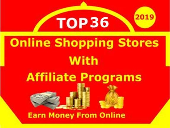 Online Affiliate Stores