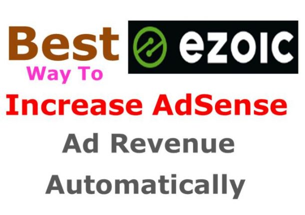 Increase AdSense Ad Revenue Automatically