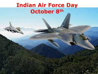 India Air Force Day october 8