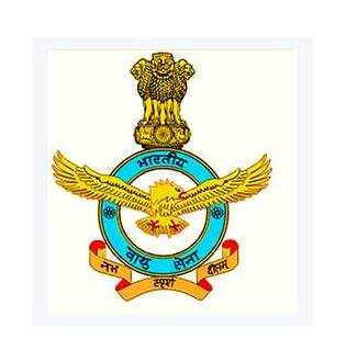 Indian Air Force Badge 2020