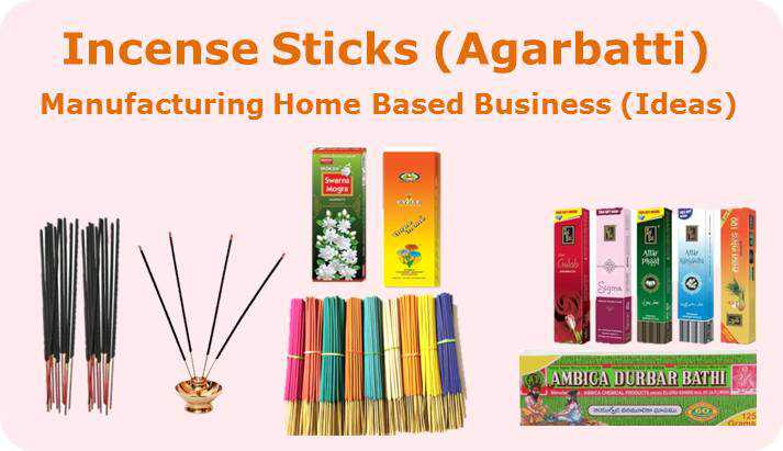 Incense Sticks, Agarbatti business ideas
