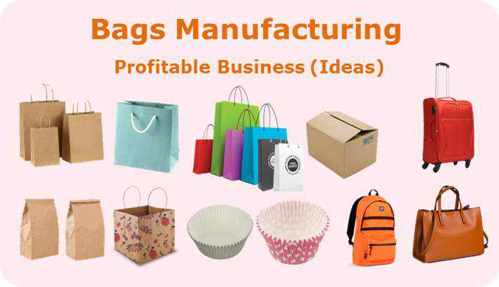 bags making business ideas