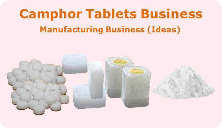 camphor business ideas