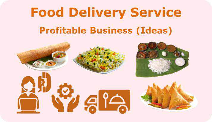 food delivery service business ideas