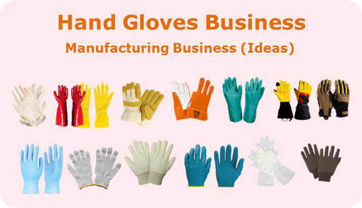 hand gloves business ideas