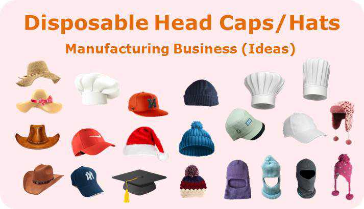 head caps business ideas
