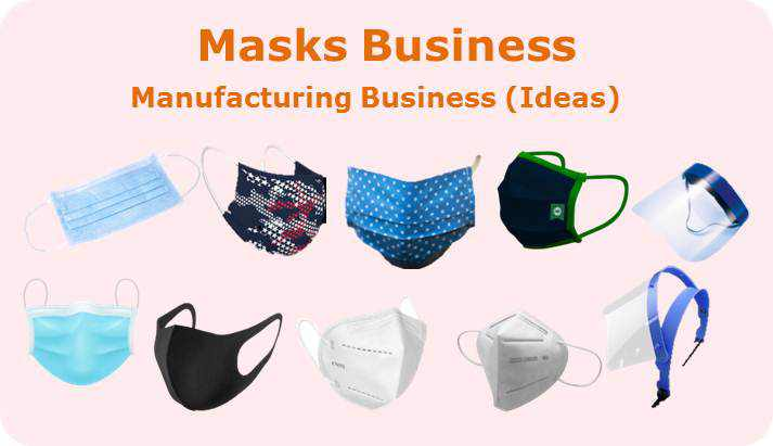 masks business ideas